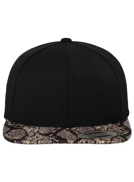 FLEXFIT by YUPOONG Classic Snapback animal print