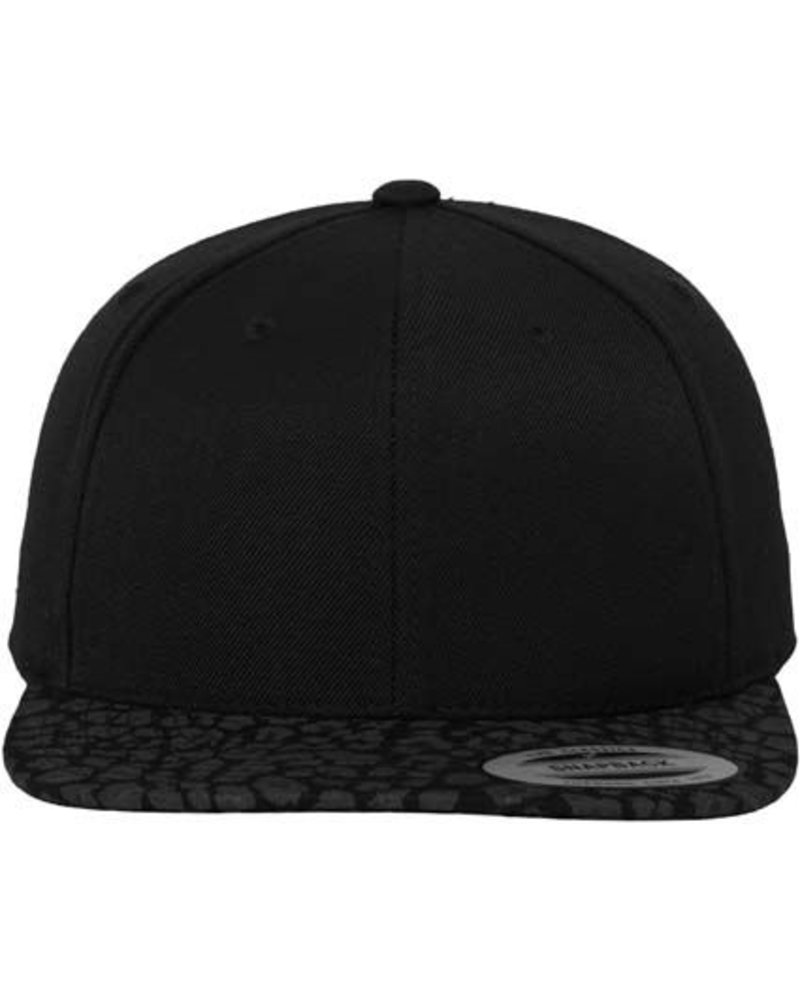 FLEXFIT by YUPOONG Animal Tone in Tone Snapback
