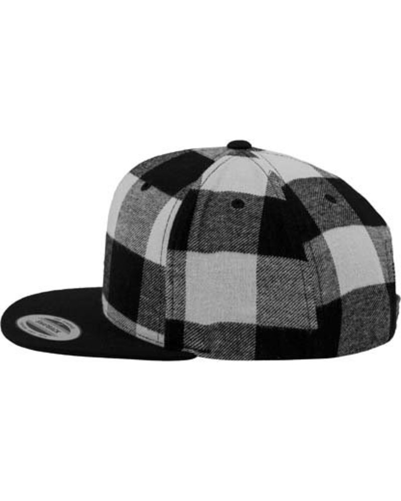 FLEXFIT by YUPOONG Checked Flanell Snapback