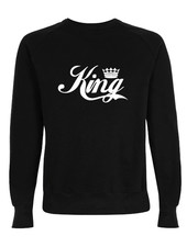DOPE ON COTTON KING sweater black