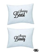 Beauty & Beast Pillows
