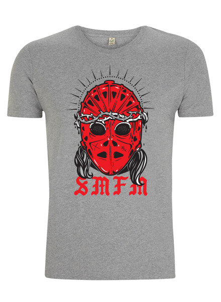 DOPE ON COTTON T-shirt SMFM mask