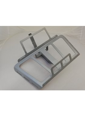 JVR Products Stainless Steel Bottom Mounted Rack GL1800 model 2018 Silvergrey
