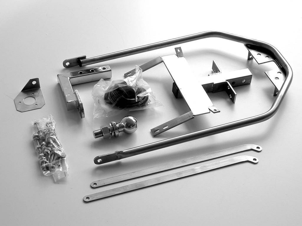 JVR Products Anhängerkupplung Goldwing GL1800 bis 2012