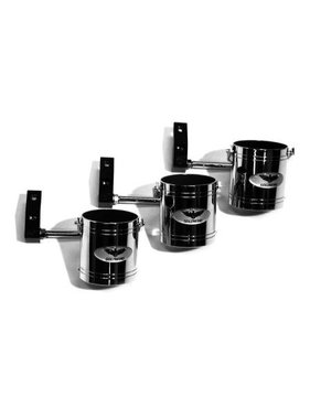JVR Products Stainless Steel Drink Holder Kits