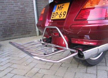 Accessoires moto en inox