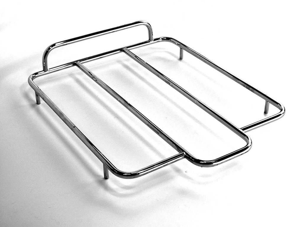 JVR Products Petit porte-bagages pour capot de remorque