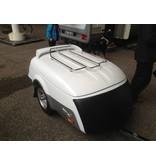 JVR Products Grand porte-bagages pour capot de remorque