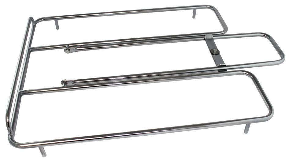 JVR Products Porte-bagages pique-nique pour capot de remorque
