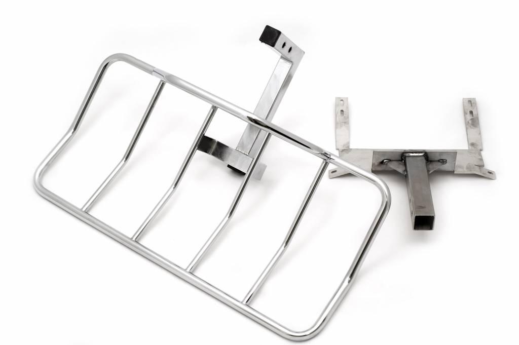 JVR Products Edelstahl-Heckträger GL1800bis zum 2012-Modell