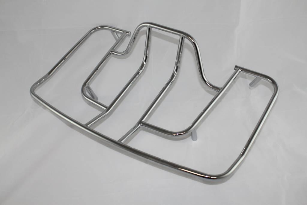 JVR Products Porte-paquets tubulaire pour top case Honda Goldwing GL1500
