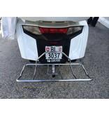 JVR Products Edelstahl-Heckträger GL1800 von 2012