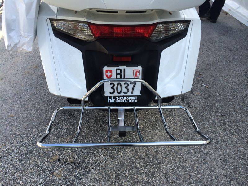JVR Products Onderbouwrek GL1800 na bouwjaar 2012
