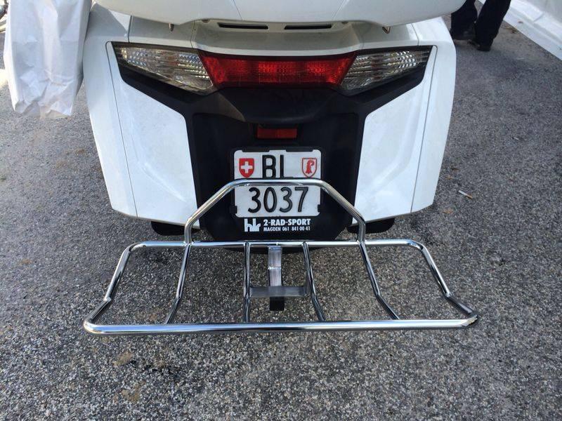 JVR Products Slide-in rack GL1800 (after 2012 models)