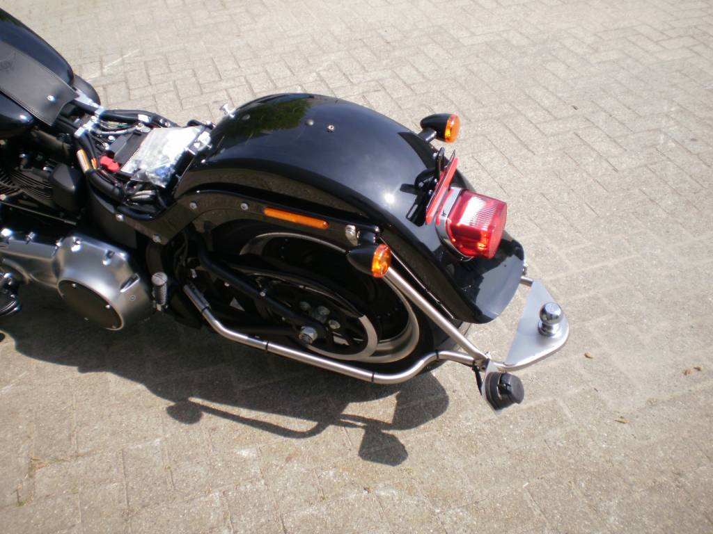 JVR Products Trekhaak Harley
