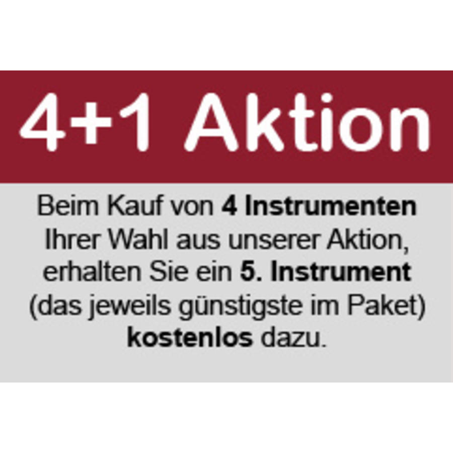 Handstück nano65LS - 4+1 Aktion