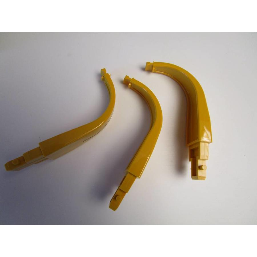 Sirona ERS Aufbissstücke gelb