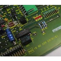 Sirona M-Platine M1 94/E Leistungselektronik