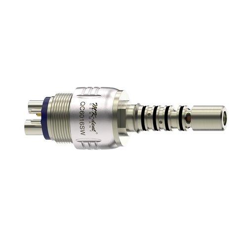 MK-Dent 6-Loch Schnellkupplung für Sirona