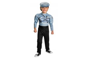 Kostuum Cars Finn McMissile