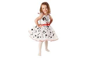 Kostuum Dalmatiër Ballerina Jurk