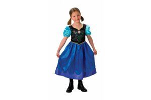 Kostuum Frozen Anna Classic