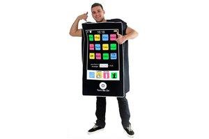 Kostuum Mobiele telefoon Volwassene