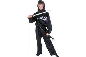 Kostuum Ninja Glans