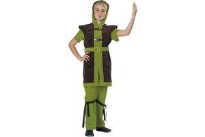 Kostuum Peter Pan
