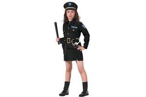 Kostuum Police Girl