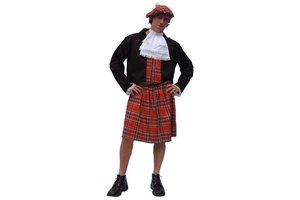 Kostuum Schotse Man