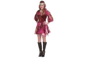 Kostuum Sexy Zigeunerin