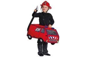 Kostuum Stap-in Brandweer