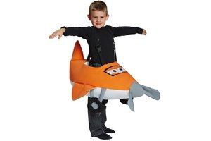 Kostuum Stap-in Vliegtuig