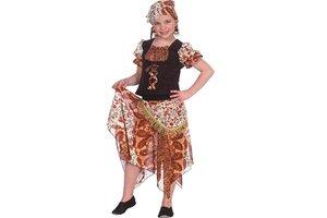 Kostuum Zigeunermeisje