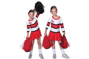 Kostuum Cheerleader Angie