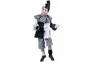 Kostuum Pierrot Pedrolino