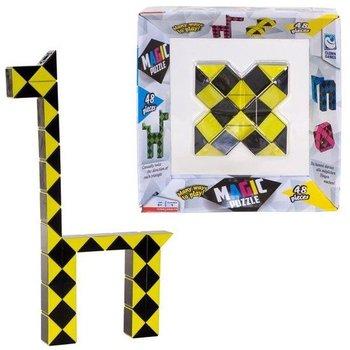 Clown Games Magic Puzzle 3D 48-delig geel