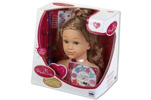 Klein Princess Coralie Make up / kaphoofd
