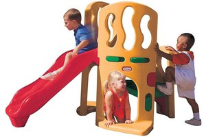 Little Tikes Hide 'n Slide Klimrek
