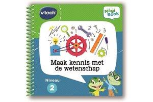 VTech Magibook - Maak kennis met de wetenschap