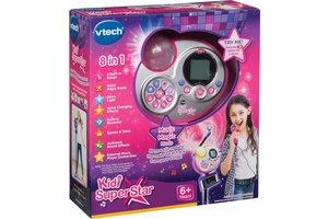 VTech Kidi Superstar Microfoon - zwart