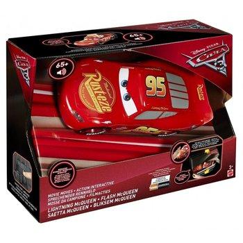 Mattel Disney Cars 3 - Interactieve Bliksem McQueen
