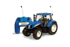 Tractor Britains New Holland T6070