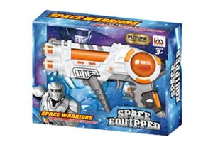 Space Warriors - Space gun