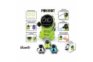 Silverlit PokiBot robot - groen