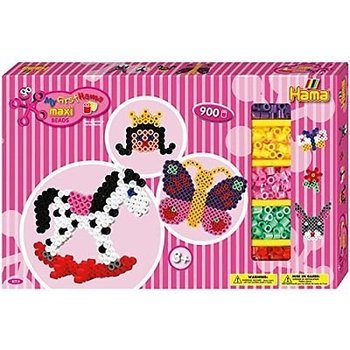 Hama Strijkkralen Gift box (roze)
