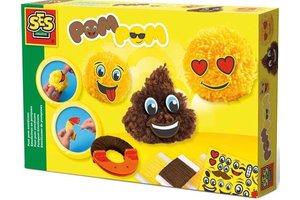SES Pompon Emoticons