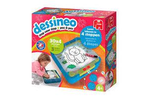 Jumbo Dessineo - Leren tekenen in 4 stappen