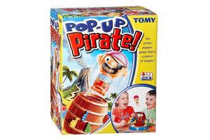 Pop-up pirate (piratenspel)